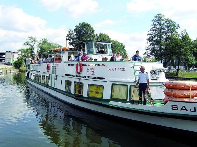 Augustowska żegluga w poprzednim sezonie ustanowiła rekord. Statki przewiozły ponad 100 tys. pasażerów.