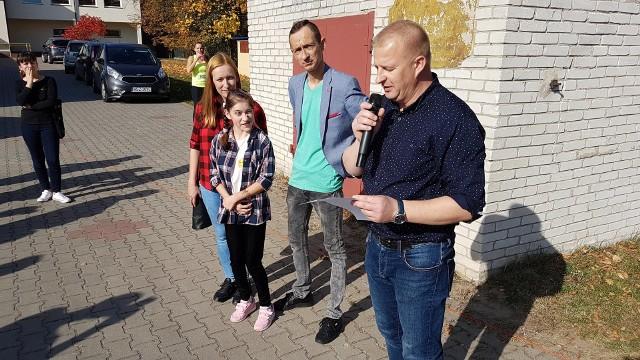 W minioną sobotę odbył się charytatywny bieg poświęcony dwunastoletniej Weronice Kępas z Bieszkowa Dolnego.