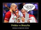 Polska mistrzem świata! MEMY. Brazylia pokonana 3:0. Mistrzostwa świata w siatkówce za nami [ŚMIESZNE OBRAZKI, DEMOTYWATORY]