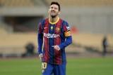 Leo Messi dostał pierwszą czerwoną kartkę w barwach Barcelony. Gwiazdor uderzył rywala! [WIDEO]