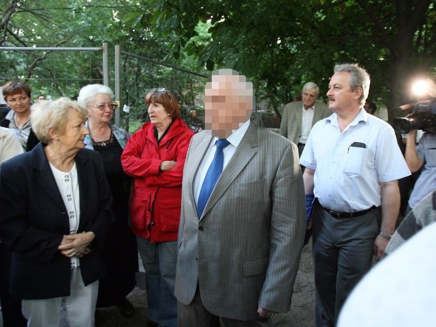 Przed sądem stanie 72-letni Krzysztof D., były prezes...