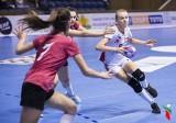 Magda Więckowska z Korony Handball Kielce znów najskuteczniejsza, ale Polki przegrały w finale z Serbią