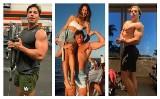 Nieślubny syn Arnolda Schwarzeneggera idzie w ślady ojca. Na razie w siłowni