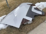 Podniebny horror w USA: wybuchł jedn z silników Boeinga 777, pasażerowie modlili się juz tylko o życie (VIDEO)