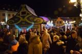 Na inowrocławskim Rynku stanęło miasteczko św. Mikołaja. Odwiedziły je tłumy [zdjęcia]