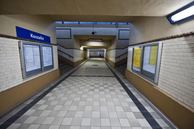 Dworzec PKP w Koszalinie
