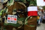 Nowy projekt MON. Mundury zakazane na strajkach i demonstracjach