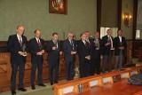 Szermierka. 65 lat Kolejarza Wrocław, rozdawali złoto za zasługi