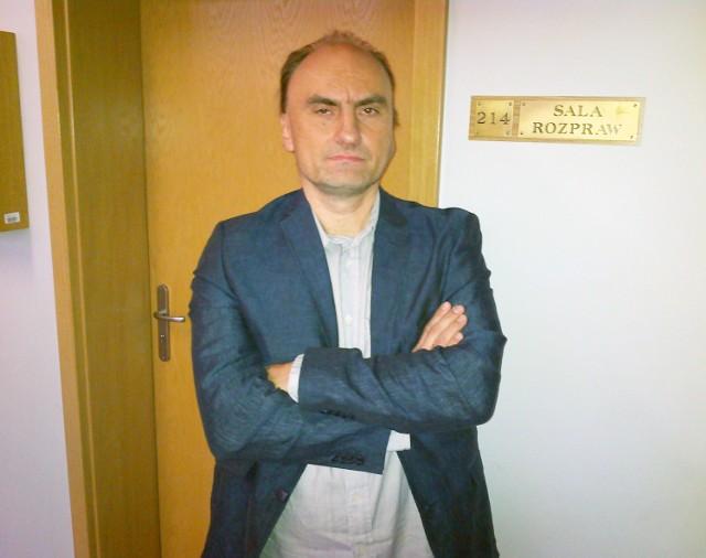 Andrzej Radke nie przyznaje się do zarzutu postawionego przez policję, a ściganie go uważa za całkowicie bezpodstawne