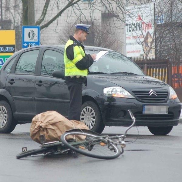 Do tego wypadku doszło w piątek na ulicy Lubelskiej w Radomiu.
