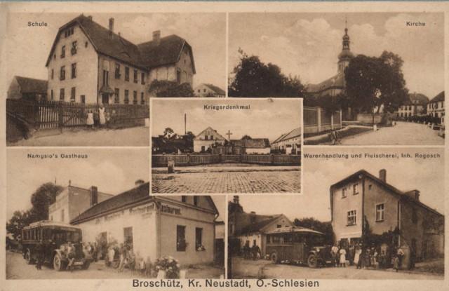 Brożec 1930