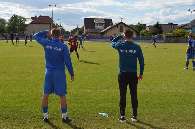Vineta jest jednym z pretendentów do awansu do III ligi.