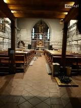 Remont w kościele na Warszewie rozpoczęty. Cegiełki od wiernych wezmą udział w losowaniu