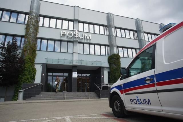 - Poznański Ośrodek Specjalistycznych Usług Medycznych  w pełni zabezpiecza obecnie funkcjonujące poradnie we wszystkie niezbędne środki do prawidłowego wykonywania świadczeń zdrowotnych - mówi Krzysztof Albiński, dyrektor POSUM.