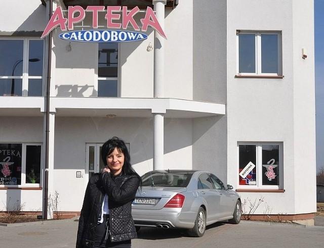 Anna Jakubowska od czasów studenckich marzyła o własnej aptece. Teraz ma ich cztery.