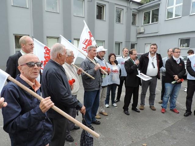 Solino to firma, w której jeszcze niedawno trwał protest głodowy. Pracownicy protestowali na ulicach i okupowali zakład pracy
