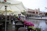 Kraków. Będą niższe opłaty za ogródki gastronomiczne
