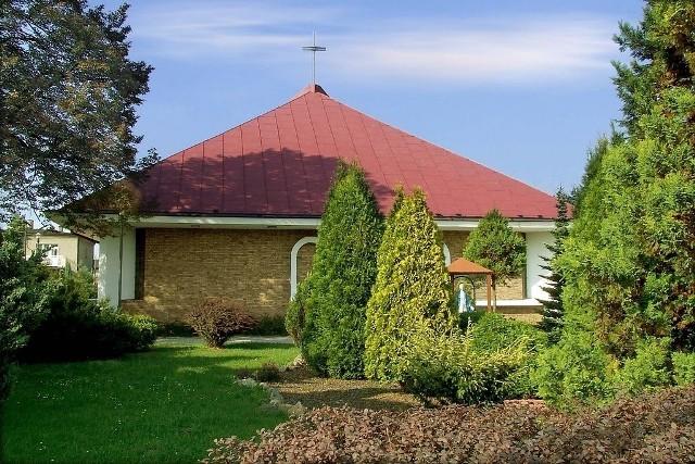 Kościół w Katowicach Zarzeczu