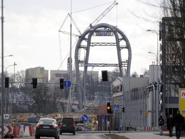 Trasa Uniwersytecka, koronna bydgoska inwestycja ma być ukończona jesienią tego roku