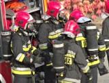 Zagórów: Wybuch gazu w domu wielorodzinnym - trzy osoby zostały ranne. Budynek nie nadaje się do użytku [WIDEO]