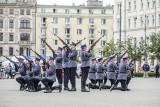 Poznań: Policja świętowała 100-lecie istnienia na placu Wolności. Zobacz, jak wyglądało święto policji [ZDJĘCIA, WIDEO]