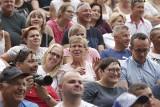 Publiczność podczas kabaretów w Dolinie Charlotty [zdjęcia]