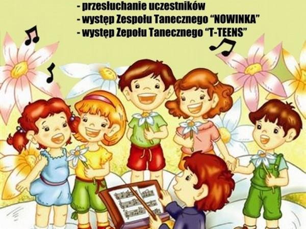 W niedzielę w hali sportowej w Przytocznej odbędzie się XXIX Festiwal Piosenki Dziecięcej i Młodzieżowej.