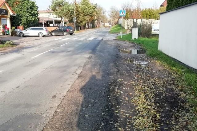 W tym roku powstanie chodnik przy ul. Morasko