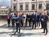Wojewódzcy radni Prawa i Sprawiedliwości poparli kandydaturę Ewy Leniart na prezydenta Rzeszowa