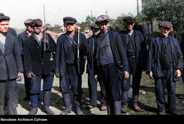 Sosnowiec w latach międzywojennych. Zobaczcie archiwalne pokolorowane zdjęcia. Zobacz kolejne zdjęcia. Przesuń w prawo - wciśnij strzałkę lub przycisk NASTĘPNE