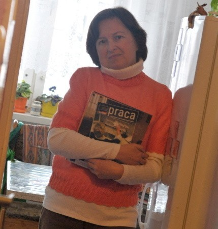 - Jedynie Centrum Integracji w Zielonej Górze faktycznie pomaga nam, niepełnosprawnym, ile może - ocenia Renata Pojmicz