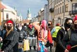 """""""Nasze ciała mają dość"""". W Lublinie przeszła manifestacja kobiet. Zobacz zdjęcia"""