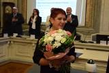 Ewa Sawicka, radna Koalicji Obywatelskiej, nową przewodniczącą Rady Miejskiej w Przemyślu [ZDJĘCIA]