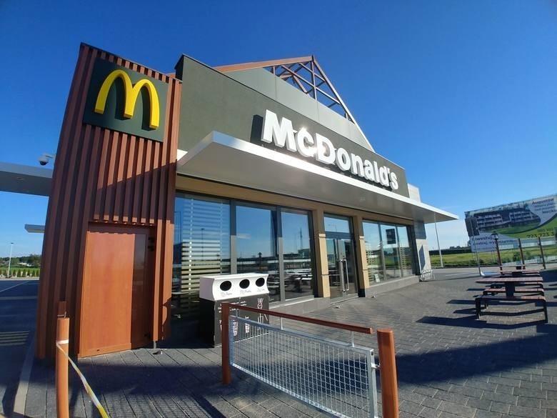 Gdzie w woj. podlaskim powinny powstać McDonalds'y?...