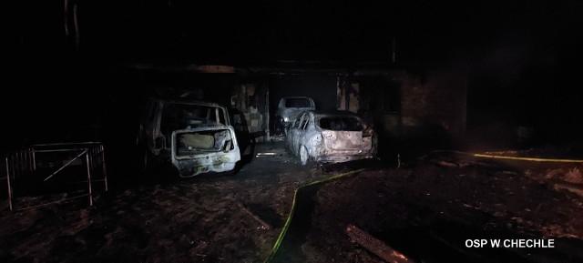 W nocy z 3 na 4 kwietnia o godz. 2.40 w Baryczy wybuchł pożar. Ogień widać było z daleka - płonęły budynki gospodarcze. Na miejsce skierowano kilka jednostek straży pożarnej - z Pabianic, ale tez ochotników z Dobronia, Ldzania, Chechła i Łasku. CZYTAJ DALEJ >>>>.