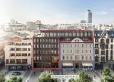 Katowice: Hotel przy Dworcowej bardzo się zmieni. Będzie rozbudowa WIZUALIZACJE
