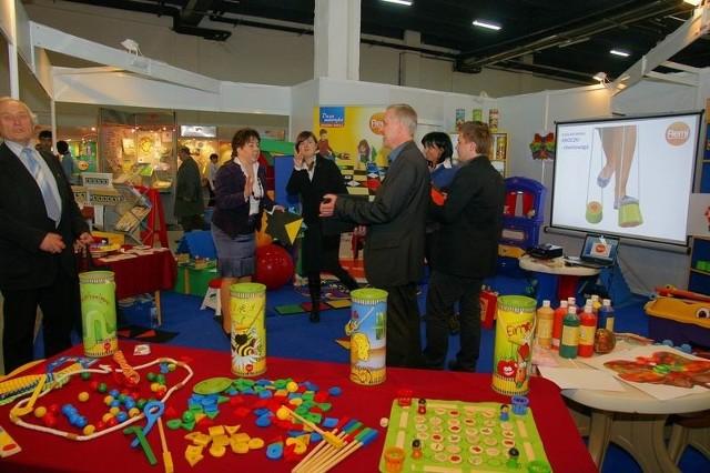Nauka przez zabawę będzie takze tematem tegorocznych targów Edukacja.