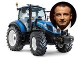 Mariuszowi Pudzianowskiemu ukradziono traktor! Jest nagroda