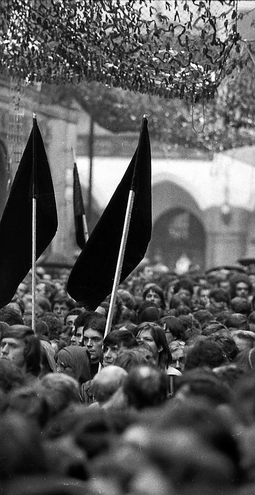 15 maja 1977. Czarny Marsz