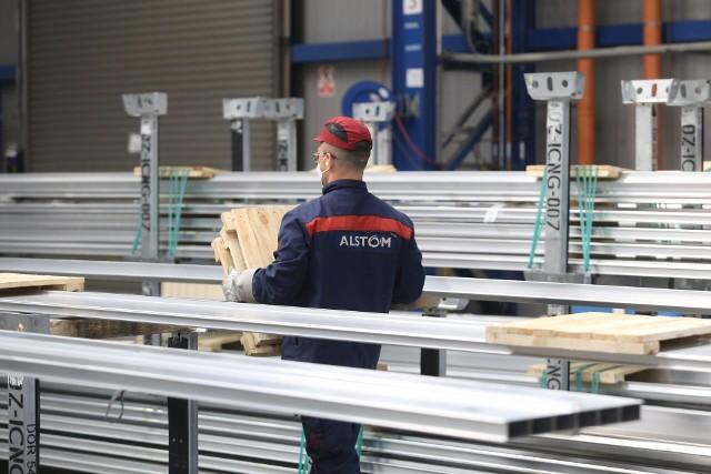 Prawie 20 ton plastiku mniej w Alstom.Zobacz kolejne zdjęcia. Przesuwaj zdjęcia w prawo - naciśnij strzałkę lub przycisk NASTĘPNE