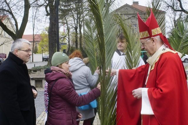 Niedziela palmowa to święto ruchome, które może wypaść pomiędzy 15 marca a 18 kwietnia.