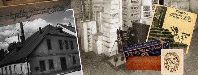 Stowarzyszenie Miłośników Ziemi Tarnogórskiej szuka wszelkich śladów po dawnej fabryce mydła J. Lukaschika.