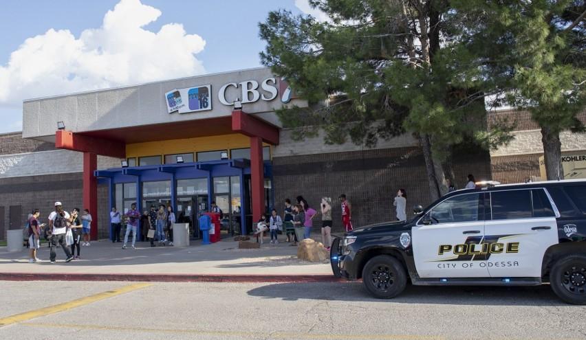 USA: Strzelanina w Teksasie, napastnik strzelał z samochodu do ludzi. Zabił 5 osób, ponad 20 ranił