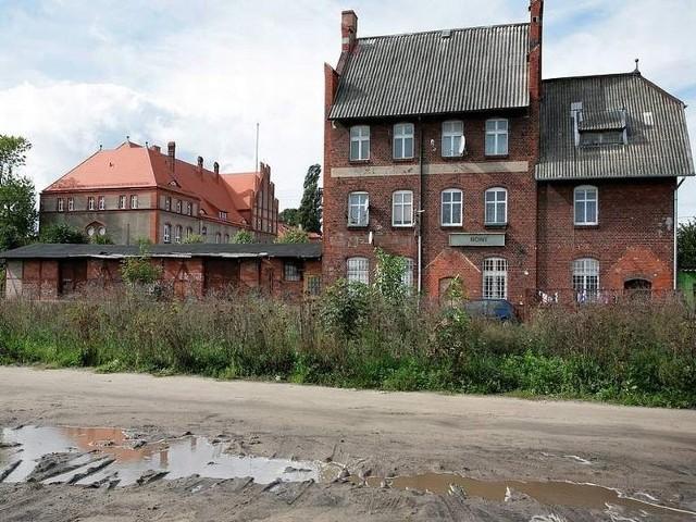 Policjanci pytają nie tylko o niebezpieczne miejsca w Nowem.
