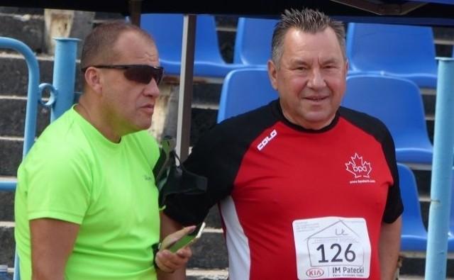 Piotr Lach i Jacek Wiatrowski zapraszają do udziału w tej charytatywnej imprezie.
