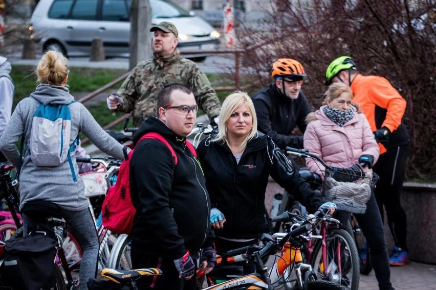 W piątek, 29 marca, ulicami miasta przejechała Bydgoska Masa...