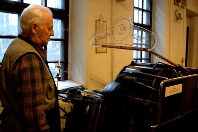 Muzeum Drukarstwa w Cieszynie założył w 1996 r. Karol Franek, długoletni pracownik Cieszyńskiej Drukarni Wydawniczej