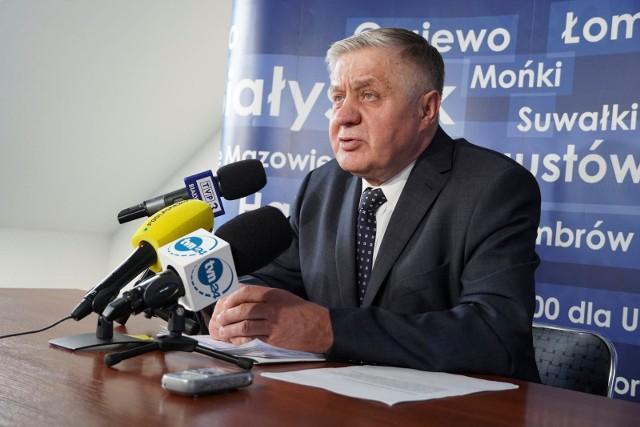 Jak mówił Krzysztof Jurgiel, według Parlamentu Europejskiego środków na wspólną politykę rolną nie powinno być mniej niż w latach 2014 - 2020