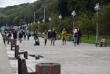 Pierwszy dzień rządowych obostrzeń w Gdyni. Mieszkańcy zastosowali się do ministerialnych zaleceń
