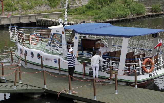 Od czwartku, 17 czerwca 2021 r. wznowione zostaną rejsy turystyczne po Wiśle w Grudziądzu. Widoki Grudziądza z pokładu statku są wyjątkowe.